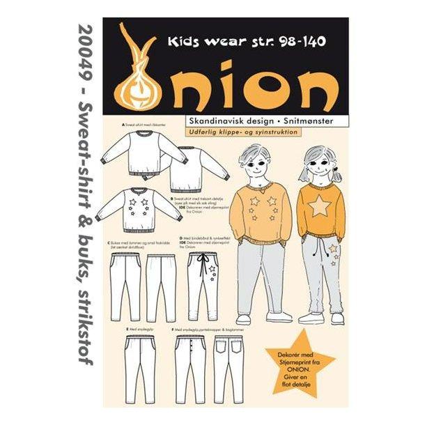 Onion 20049 Børne sæt