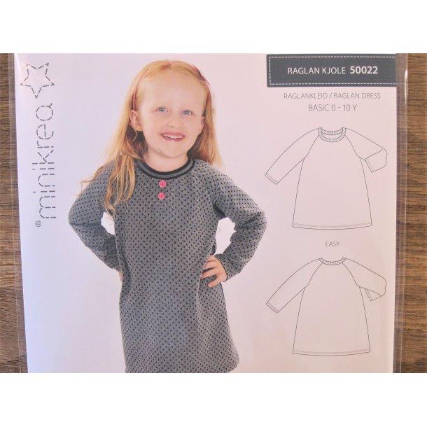 Minikrea 50022 Pige kjole