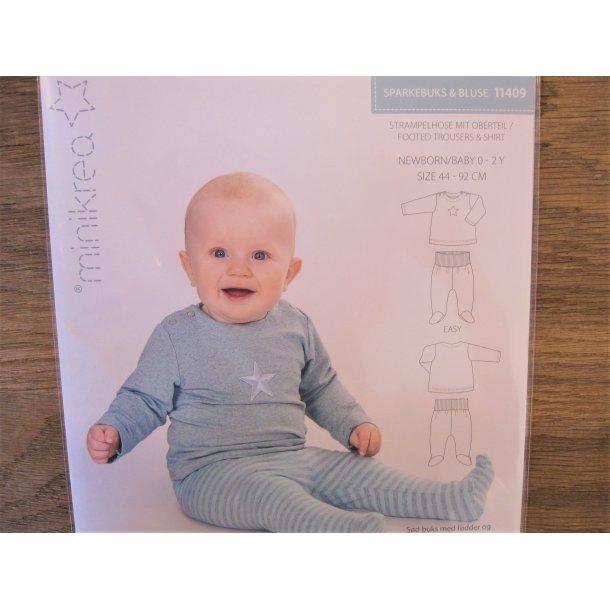 Minikrea 11409 Baby - Newborn sæt