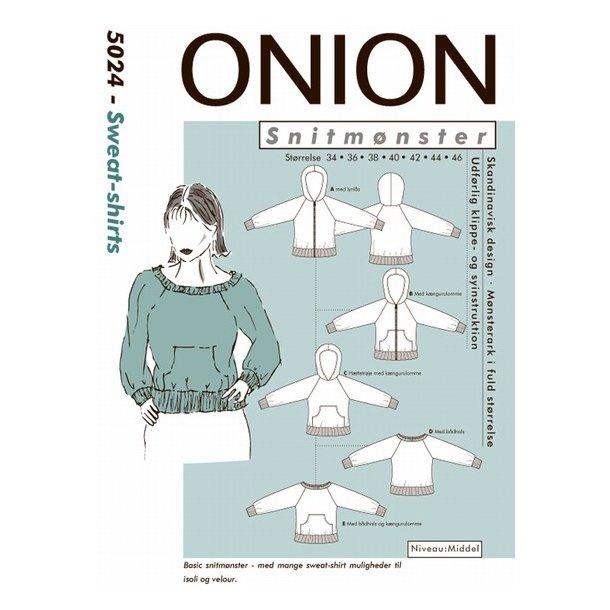 Onion 5024 Sweat-shirts