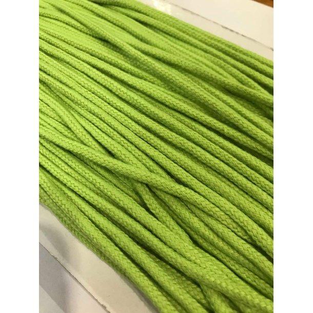 Anorak snor, lime grøn 3 mm