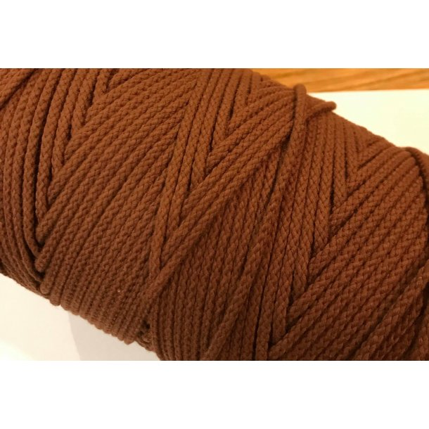 Anorak snor, brun 3 mm