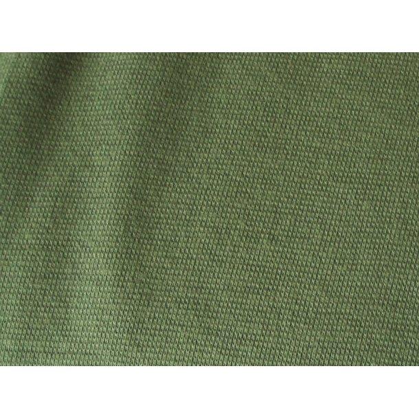Jersey ensfarvet, army