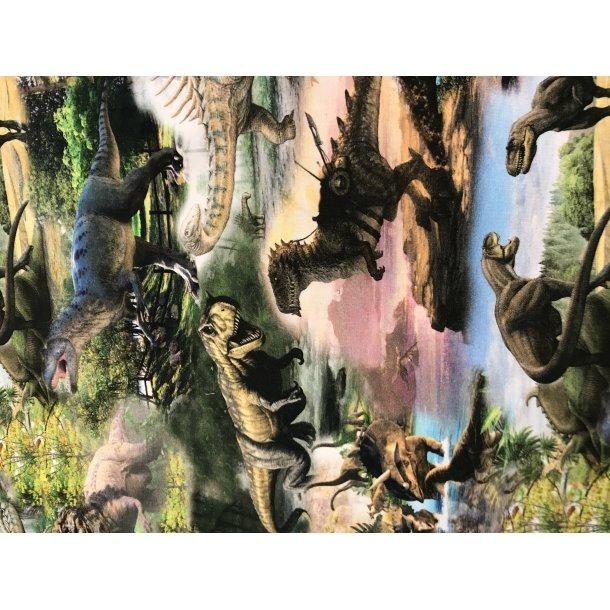 Jersey digital, dinosaur verden