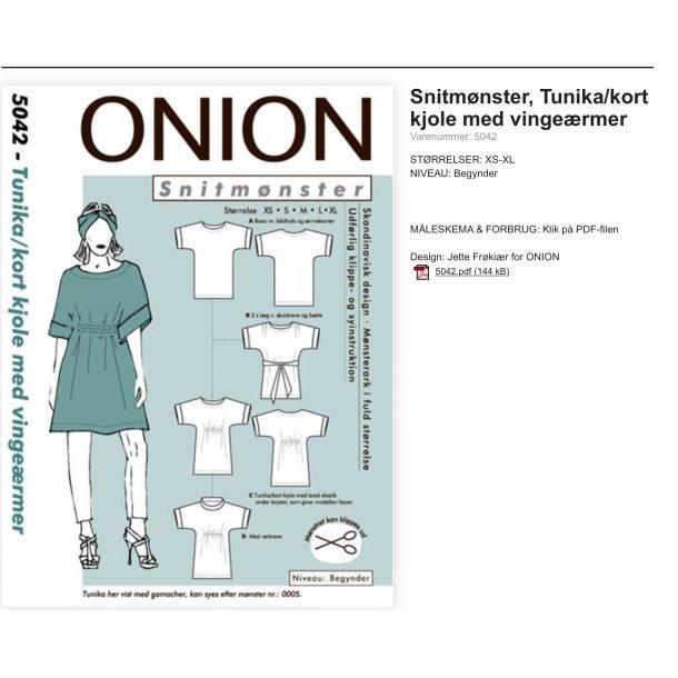Onion 5042 Kjole/tunika