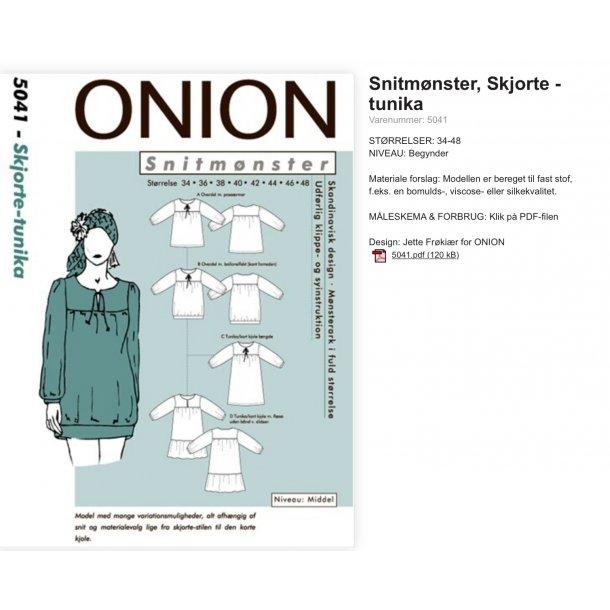 Onion 5041 Skjorte/tunika