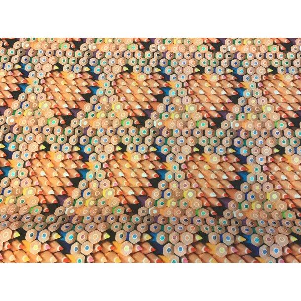Jersey digital, Farve blyanter i hjerteform