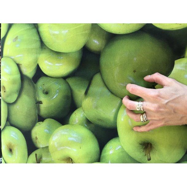 Jersey digital, store grønne æbler
