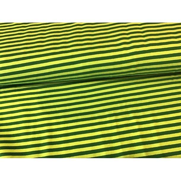 Jersey strib, Grønne toner