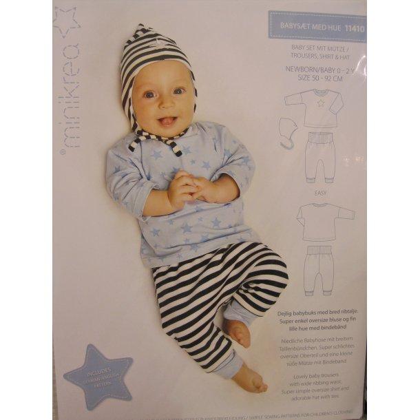 Minikrea 11410 Baby sæt