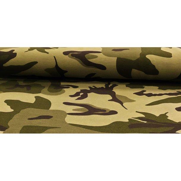 Jersey, original camoflage grøn army