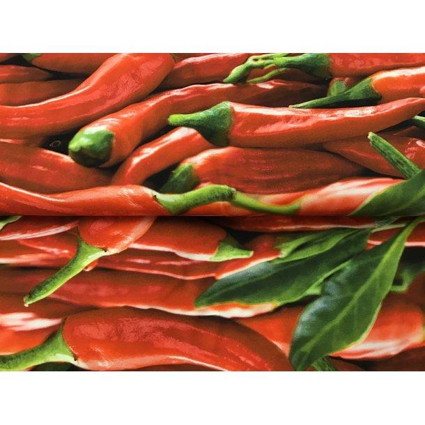Jersey digital, chili hot