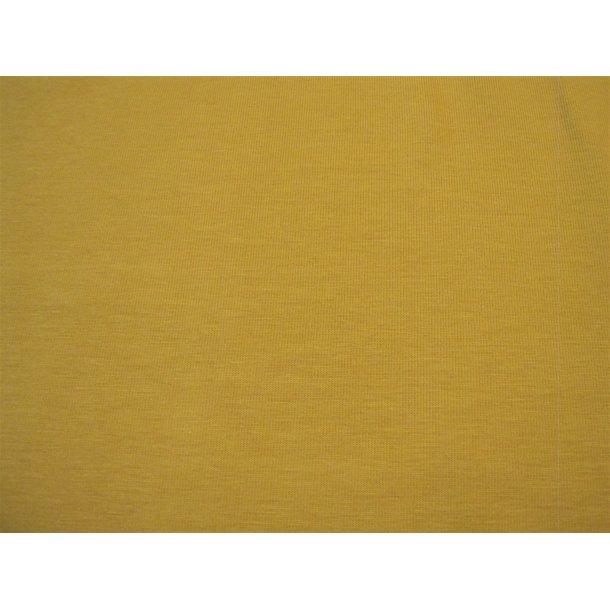 Jersey ensfarvet, Karry gul