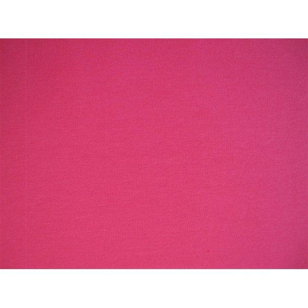 Jersey ensfarvet, Pink