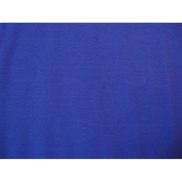 Jersey ensfarvet, Kobolt blå