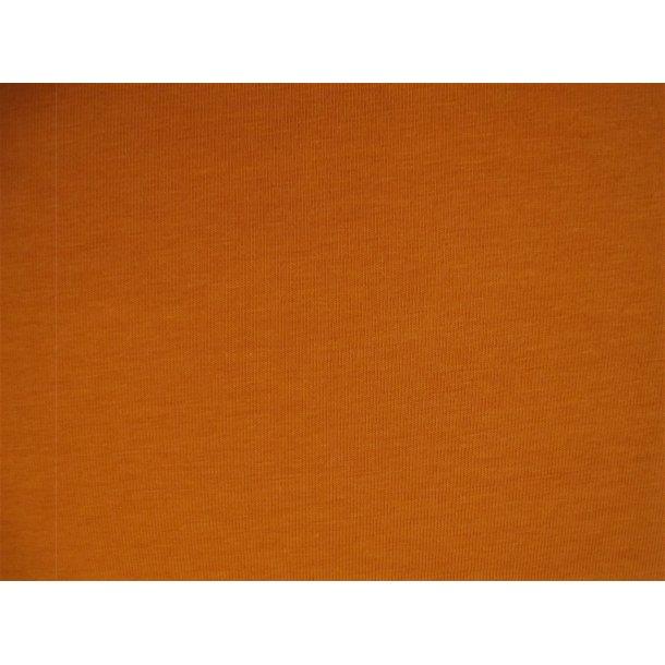 Jersey ensfarvet, Brændt orange