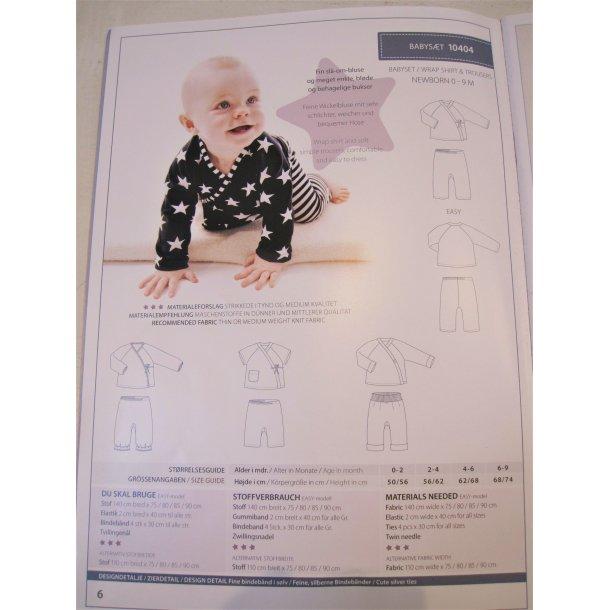 Minikrea 10404 Baby sæt