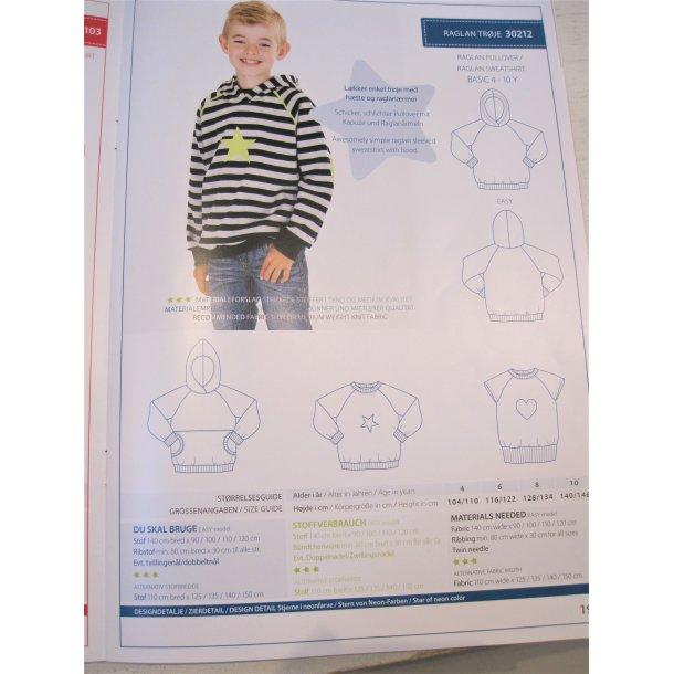 Minikrea 30212 Børne sweatshirt - udgår