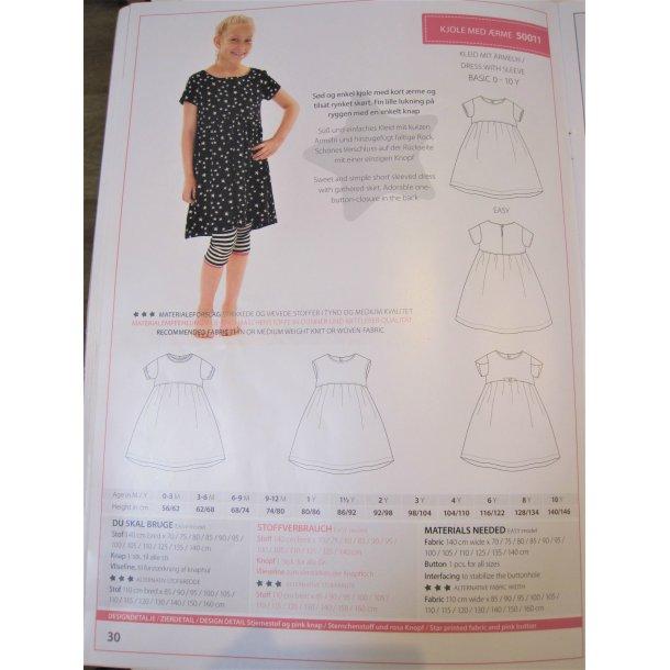 Minikrea 50011 Pige kjole