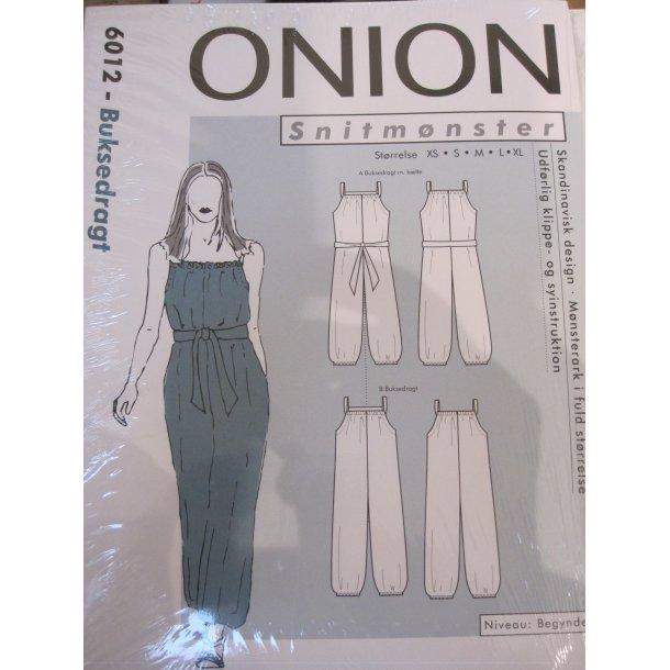 Onion 6012, Buksedragt - udgår