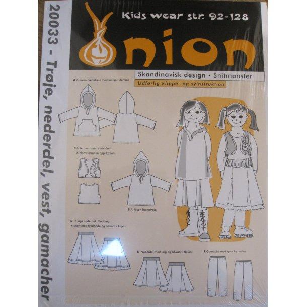 Onion 20033 Børne sæt