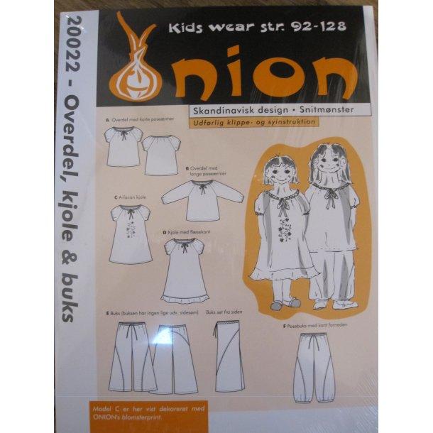 Onion 20022 Pige sæt
