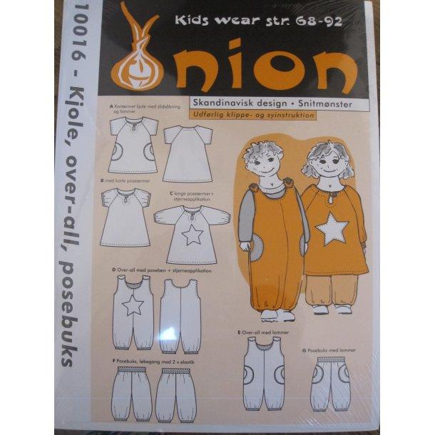 Onion 10016 Børne sæt