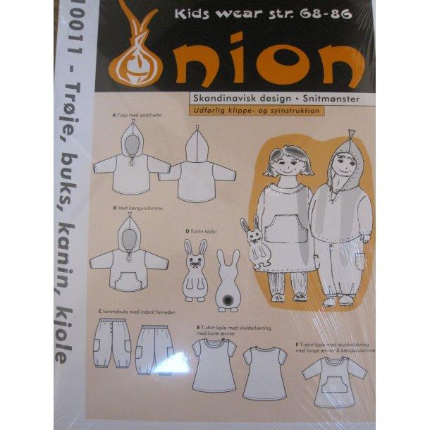 Onion 10011 Børne sæt