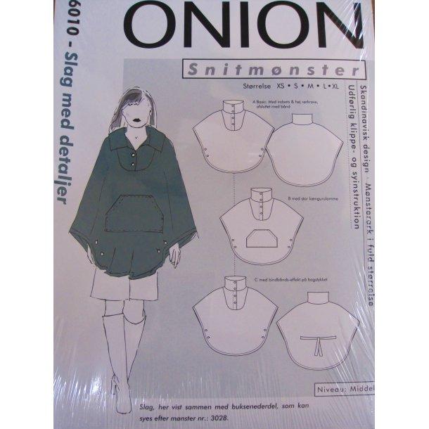 Onion 6010, Slag m. detaljer